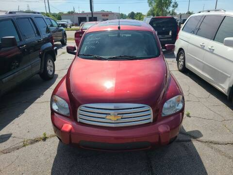 2009 Chevrolet HHR for sale at All State Auto Sales, INC in Kentwood MI