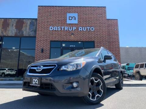 2015 Subaru XV Crosstrek for sale at Dastrup Auto in Lindon UT