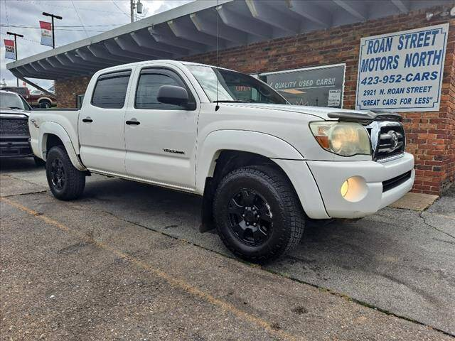 2008 Toyota Tacoma for sale at PARKWAY AUTO SALES OF BRISTOL - Roan Street Motors in Johnson City TN