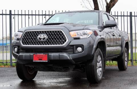 2019 Toyota Tacoma for sale at Avanesyan Motors in Orem UT