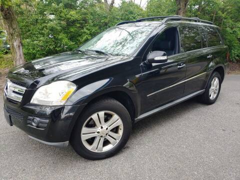 2008 Mercedes-Benz GL-Class for sale at CRS 1 LLC in Lakewood NJ