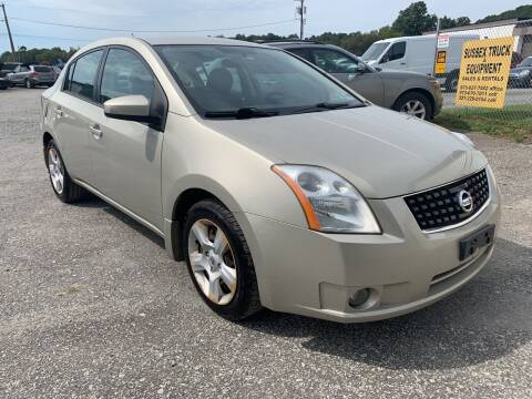 2008 Nissan Sentra for sale at Ron Motor Inc. in Wantage NJ