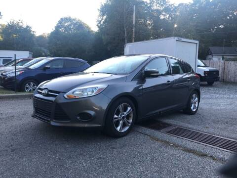 2014 Ford Focus for sale at AMA Auto Sales LLC in Ringwood NJ