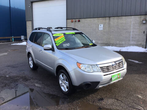 2010 Subaru Forester for sale at Adams Street Motor Company LLC in Dorchester MA