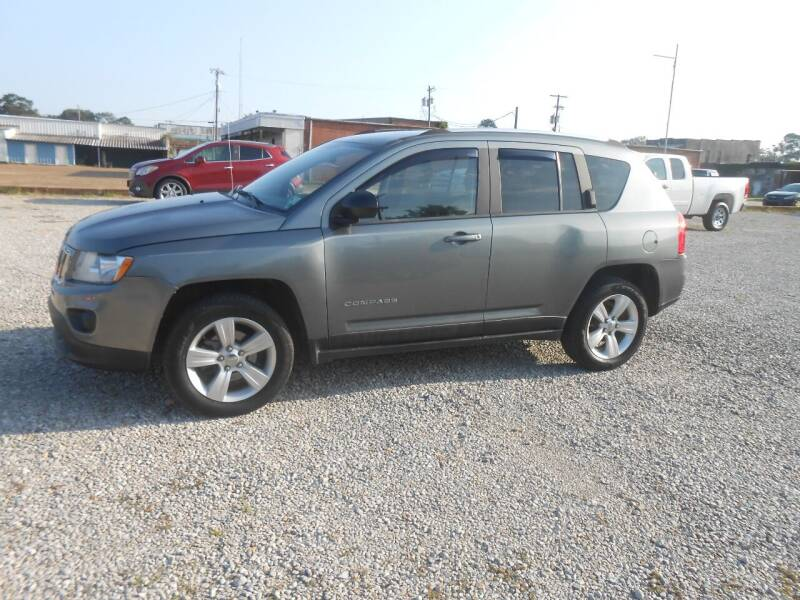 2011 Jeep Compass for sale at RANDY'S AUTO SALES in Oakdale LA