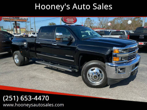 2016 Chevrolet Silverado 3500HD for sale at Hooney's Auto Sales in Theodore AL