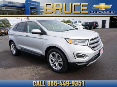2018 Ford Edge for sale at Medium Duty Trucks at Bruce Chevrolet in Hillsboro OR