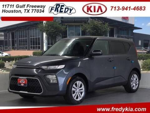 2020 Kia Soul for sale at FREDYS CARS FOR LESS in Houston TX