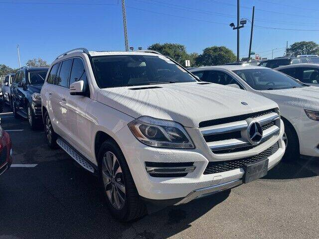 2016 Mercedes-Benz GL-Class for sale at SOUTHFIELD QUALITY CARS in Detroit MI