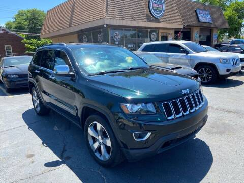 2014 Jeep Grand Cherokee for sale at Billy Auto Sales in Redford MI