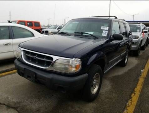 1999 Ford Explorer for sale at HW Used Car Sales LTD in Chicago IL