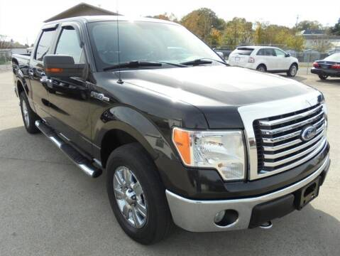 2010 Ford F-150 for sale at PIONEER AUTO SALES LLC in Cleveland TN