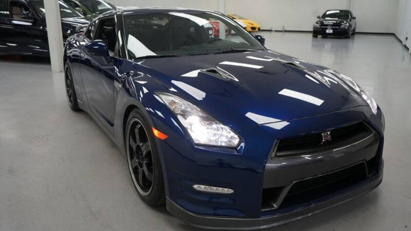 2013 Nissan GT-R for sale at SZ Motorcars in Woodbury NY