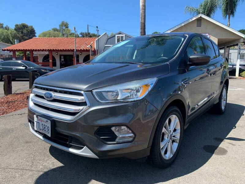 2017 Ford Escape for sale at North Coast Auto Group in Fallbrook CA