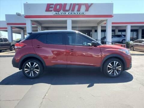 2018 Nissan Kicks for sale at EQUITY AUTO CENTER in Phoenix AZ