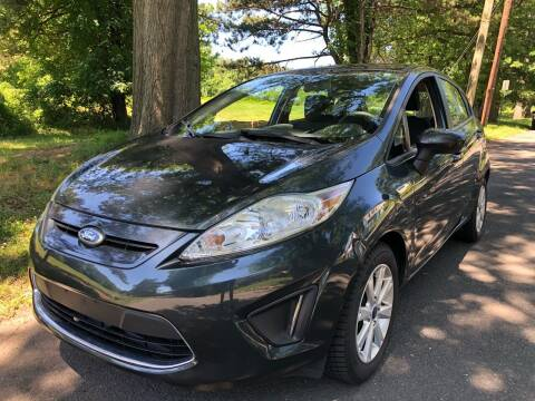 2011 Ford Fiesta for sale at Morris Ave Auto Sale in Elizabeth NJ