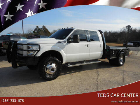 2015 Ford F-350 Super Duty for sale at TEDS CAR CENTER in Athens AL