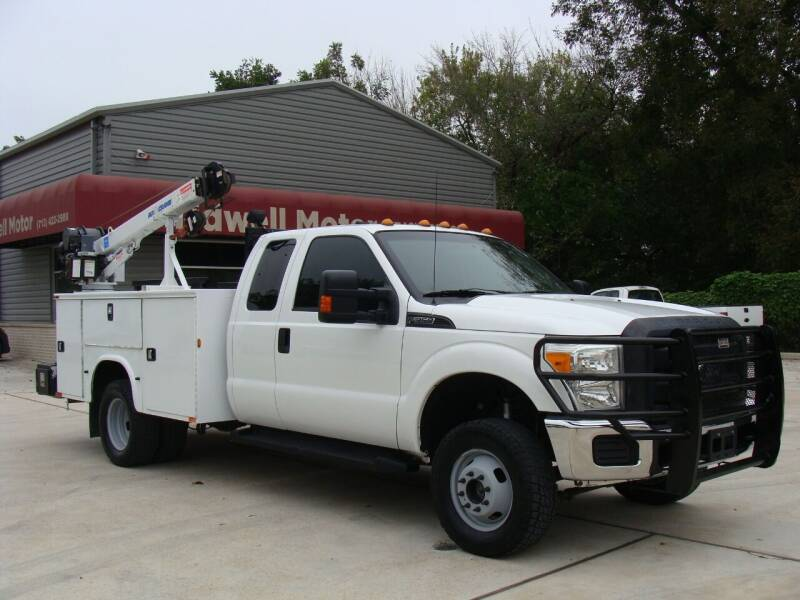 2012 Ford F-350 Super Duty for sale at TIDWELL MOTOR in Houston TX