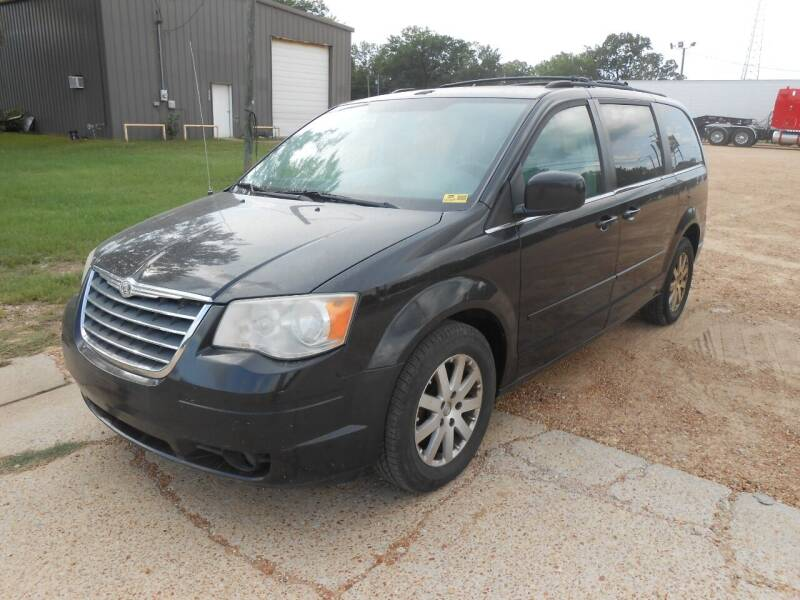 2008 Chrysler Town and Country for sale at Cooper's Wholesale Cars in West Point MS