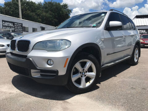 2007 BMW X5 for sale at Cartina in Tampa FL
