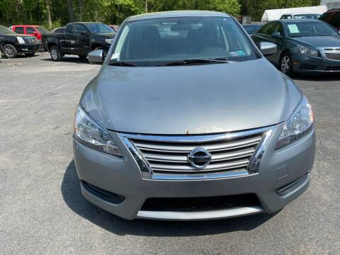 2014 Nissan Sentra for sale at 390 Auto Group in Cresco PA
