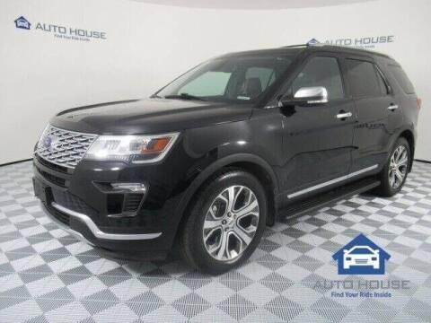 2018 Ford Explorer for sale at MyAutoJack.com @ Auto House in Tempe AZ