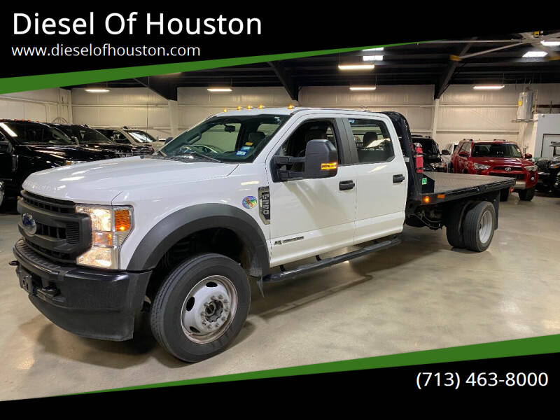 2020 Ford F-550 Super Duty for sale at Diesel Of Houston in Houston TX