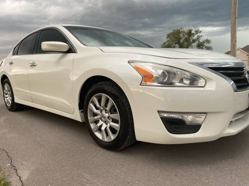 2014 Nissan Altima for sale at Nice Cars in Pleasant Hill MO