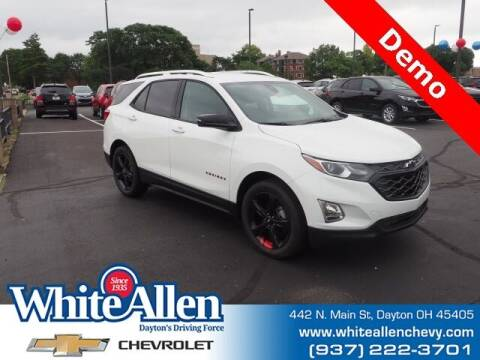 2020 Chevrolet Equinox for sale at WHITE-ALLEN CHEVROLET in Dayton OH