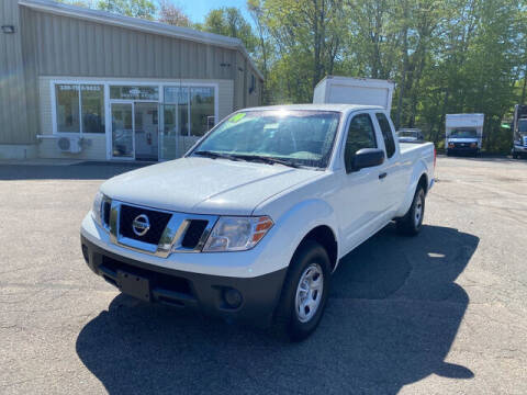 2014 Nissan Frontier for sale at Auto Towne in Abington MA