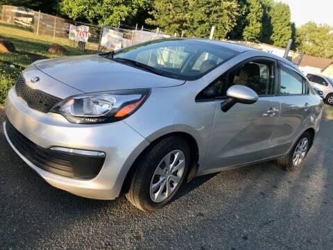 2017 Kia Rio for sale at Twins Motors in Charlotte NC