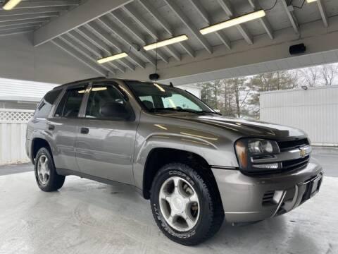 2007 Chevrolet TrailBlazer for sale at Pasadena Preowned in Pasadena MD