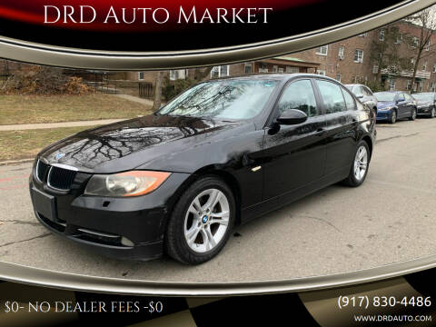 2008 BMW 3 Series for sale at DRD Auto Market in Flushing NY