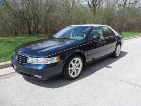 2003 Cadillac Seville for sale at EZ Motorcars in West Allis WI