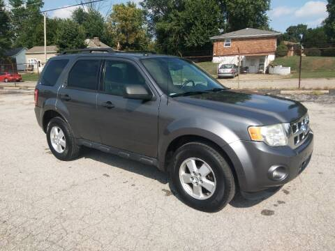 2009 Ford Escape for sale at Eddie's Auto Sales in Jeffersonville IN