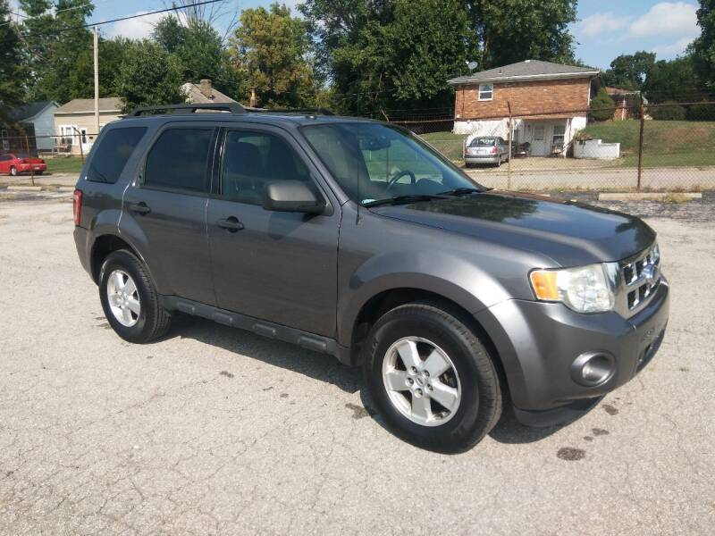 2009 Ford Escape for sale at Eddies Auto Sales in Jeffersonville IN
