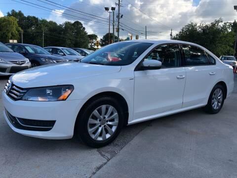 2015 Volkswagen Passat for sale at Capital Motors in Raleigh NC