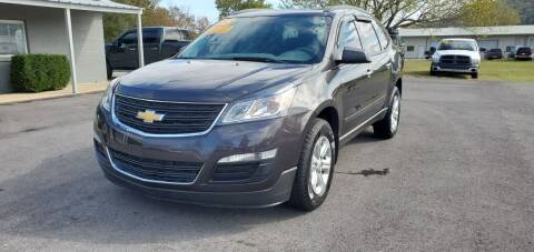 2015 Chevrolet Traverse for sale at Jacks Auto Sales in Mountain Home AR