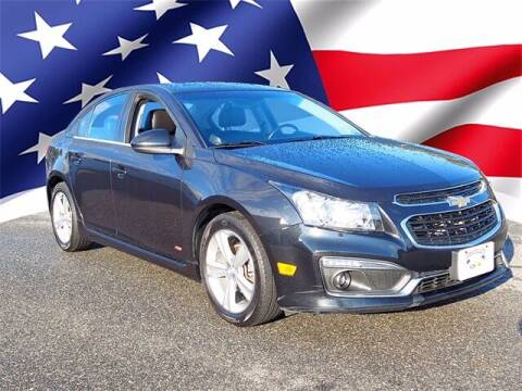 2016 Chevrolet Cruze Limited for sale at Gentilini Motors in Woodbine NJ