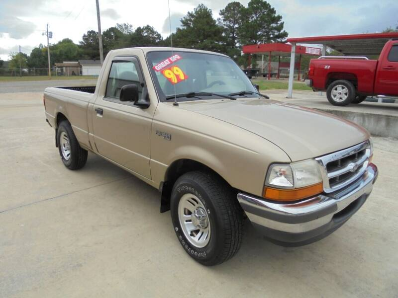 1999 Ford Ranger for sale at US PAWN AND LOAN in Austin AR