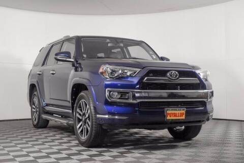 2019 Toyota 4Runner for sale at Washington Auto Credit in Puyallup WA