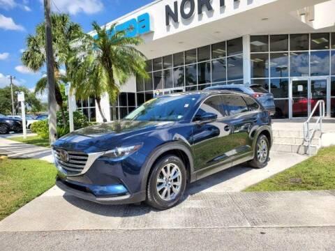 2018 Mazda CX-9 for sale at Mazda of North Miami in Miami FL