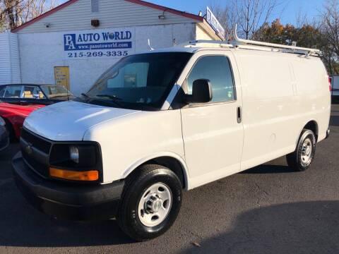 2012 Chevrolet Express Cargo for sale at PA Auto World in Levittown PA