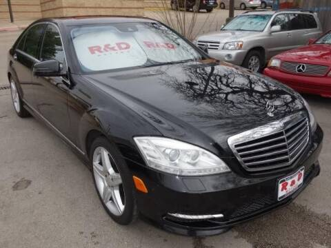 2010 Mercedes-Benz S-Class for sale at R & D Motors in Austin TX