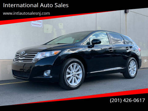 2010 Toyota Venza for sale at International Auto Sales in Hasbrouck Heights NJ