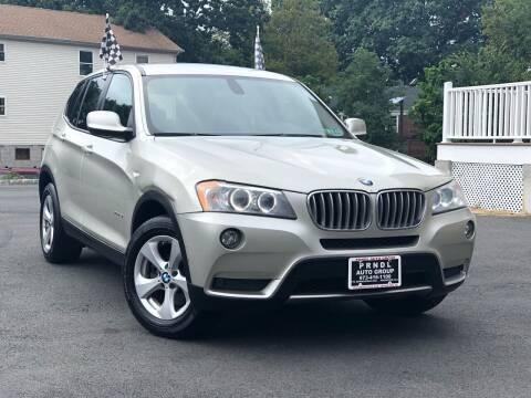 2012 BMW X3 for sale at PRNDL Auto Group in Irvington NJ