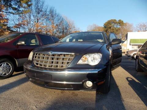 2008 Chrysler Pacifica for sale at Deer Park Auto Sales Corp in Newport News VA