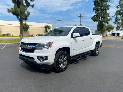 2017 Chevrolet Colorado for sale at Ideal Autosales in El Cajon CA