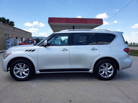 2011 Infiniti QX56 for sale at Dakota Auto Inc. in Dakota City NE