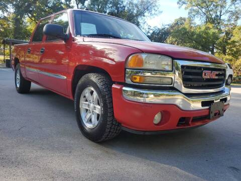 2005 GMC Sierra 1500 for sale at Thornhill Motor Company in Lake Worth TX